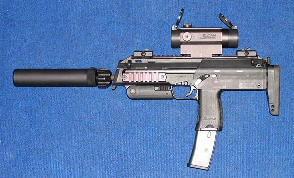 SEAL Team Six   DEVGRU   Weapons