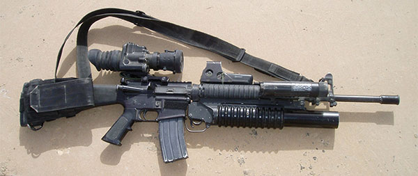M16a4 Rifle Weapons